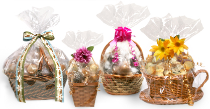 How To Wrap A Wedding Gift Basket : ... Mom by sending one of our simply scrumptious Mothers Day Gifts