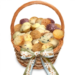 Nothin But Muffins Gift Basket